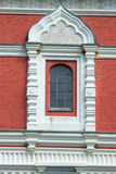 Window in the Cathedral of the Nativity of Christ in Shipka Royalty Free Stock Images