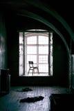 Window Chair Stock Photo