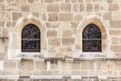Window church Royalty Free Stock Photo