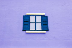 Window in City Royalty Free Stock Image