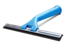 Window cleaner squeegee Stock Photo