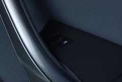 Window control in car Stock Photos