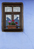 Window, Cumalikizik, Bursa. Window, Cumalikizik in Bursa, Turkey Stock Photography