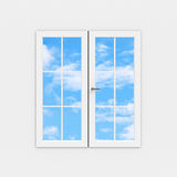 The window Royalty Free Stock Photography