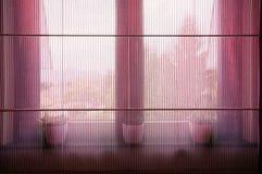 Window decor Royalty Free Stock Photo