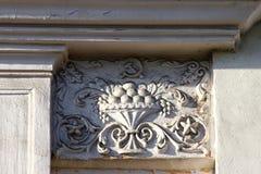 Window decoration Royalty Free Stock Photography