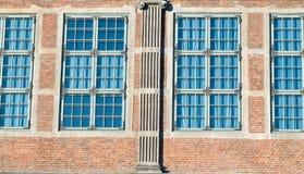 Window detail decor Stock Image