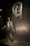 Window display at Bergdorf Goodman in NYC. Stock Images