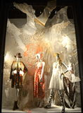 Window display at Bergdorf Goodman, NYC. Stock Photography