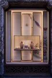 Window display close up of a Bulgari Window Stock Photos