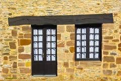 Window and Door Royalty Free Stock Photo