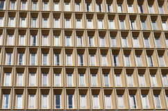 Window facade office building Royalty Free Stock Images