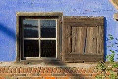 Window farm in Dutch Open Air Museum in Arnhem Royalty Free Stock Photos