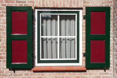 Window frame Stock Photography