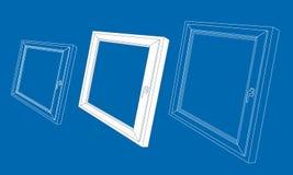 Window 01 Stock Images