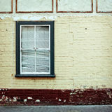 Window frame Royalty Free Stock Photos