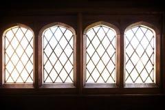 Window frames Stock Photography