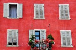 Window frames Stock Photos