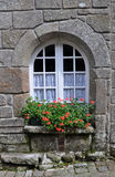 Window in France Royalty Free Stock Photography