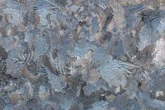 Window Frost Stock Image