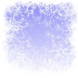 Window frosted Royalty Free Stock Photo