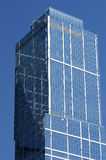Window glass facade office building Stock Photo