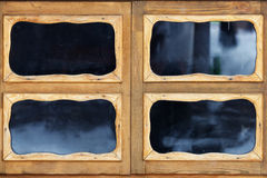 Window  glass  frame  windowleaf Royalty Free Stock Images