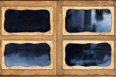 Window  glass  frame  windowleaf Royalty Free Stock Images