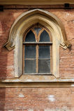 Window in Gothic style Stock Photos