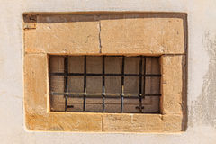Window grid Royalty Free Stock Photography