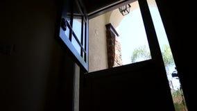 Window stock video