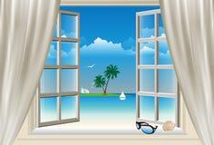 The window, Stock Photo