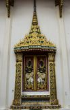 Window of hor phra nak Royalty Free Stock Images