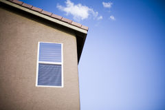 Window of a house royalty free stock photography