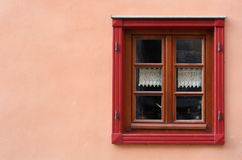 window of a house Royalty Free Stock Image