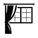 Window icon Stock Photos