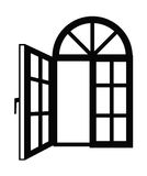 Window icon Stock Image