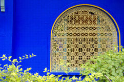 Majorelle garden Marocco Royalty Free Stock Photography