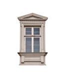 Window isolated on white background Royalty Free Stock Image