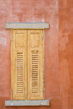 Window in Italian style Stock Photos