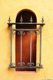 Window in Italian style Royalty Free Stock Photos
