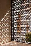 Window in Italian Yard Royalty Free Stock Image