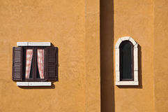 Window italy style at palio Royalty Free Stock Image