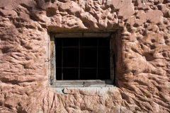 Window of jail Royalty Free Stock Photography