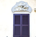 Window jerago palaces italy   abstract Stock Photography