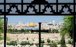 Window of jerusalem Stock Photo