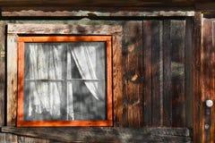 Window at Keys Ranch royalty free stock photo