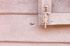 Window Latch Stock Image