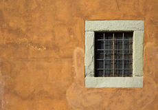 Window with a lattice Stock Photography