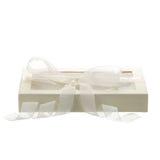 Window lid gift box Stock Image